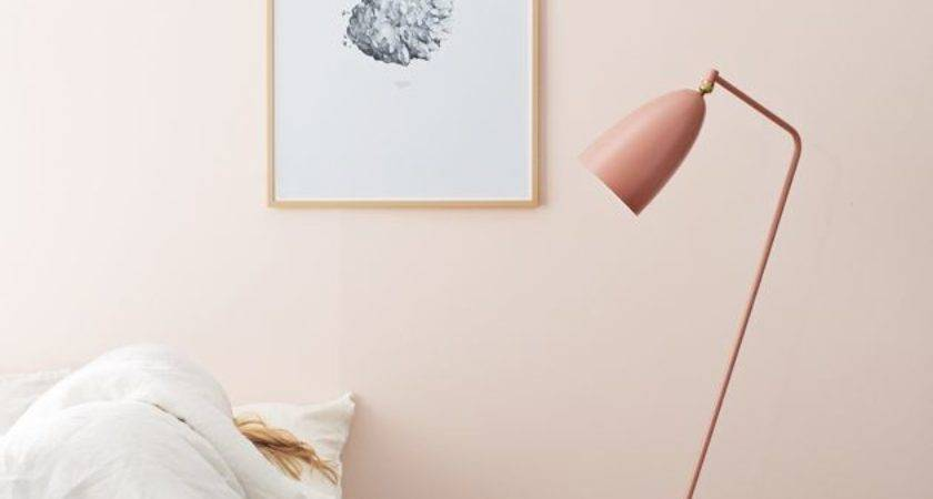 Interior Trend Soft Pink Walls Cate Hill