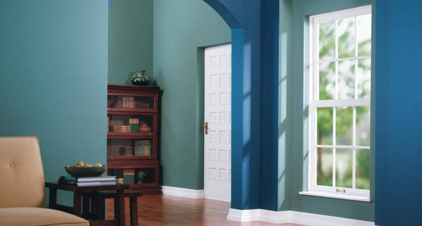 Interior Wall Painting Colour Combinations Blue Home Combo