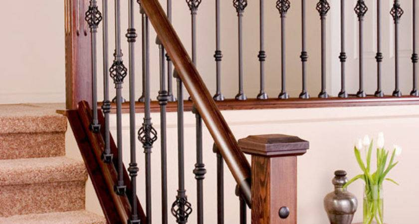 Interior Wood Stair Railing Kits Newsonair