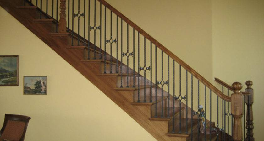 Interior Wrought Iron Railing Sacramento