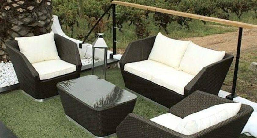 Intimity Garden Furniture Resistant Misph Editions