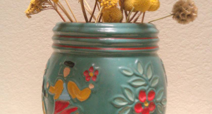 Items Similar Antique Red Wing Pottery Cookie Jar