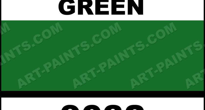 Jade Green Tattoo Colors Ink Paints