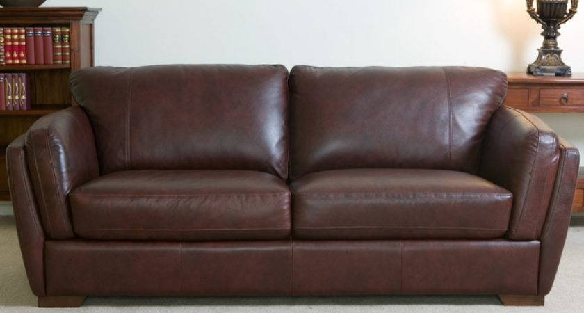 Jupiter Leather Sofa Collection