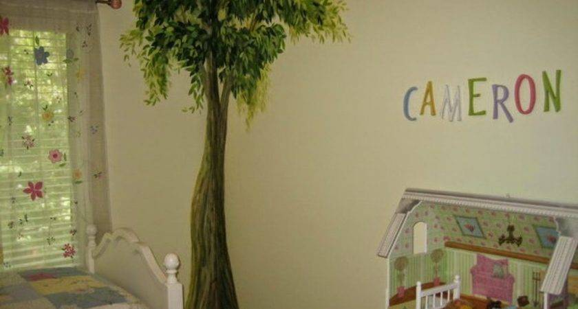 Kids Room Decoration Wall Mural Painting Design Ideas