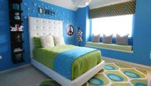 Killer Blue Lime Green Bedroom Design Ideas Home