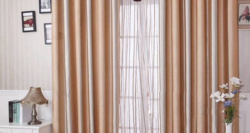 Kinds Living Room Curtains