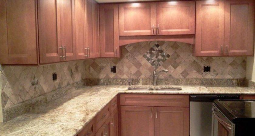 Kitchen Awesome Backsplash