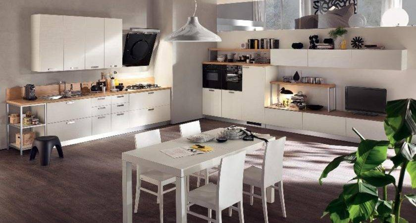 Kitchen Designs Linear Cabinetry