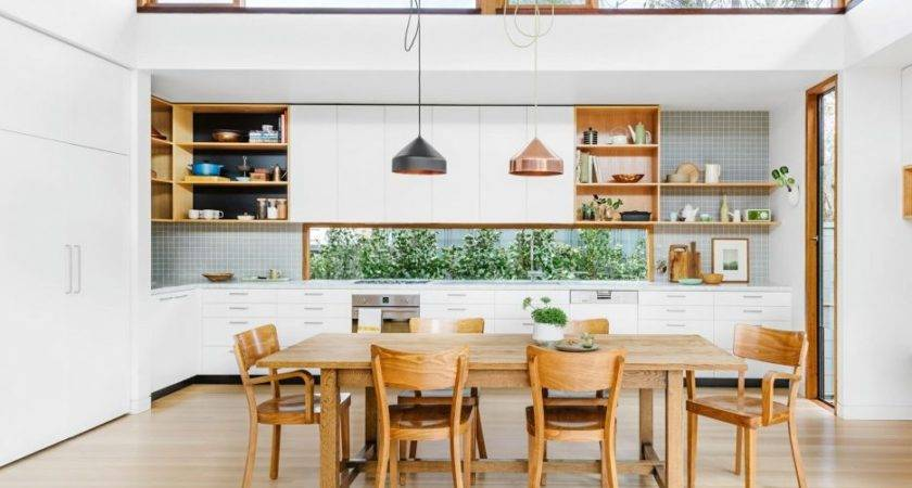 Kitchen Dining Room Designs Combine Living