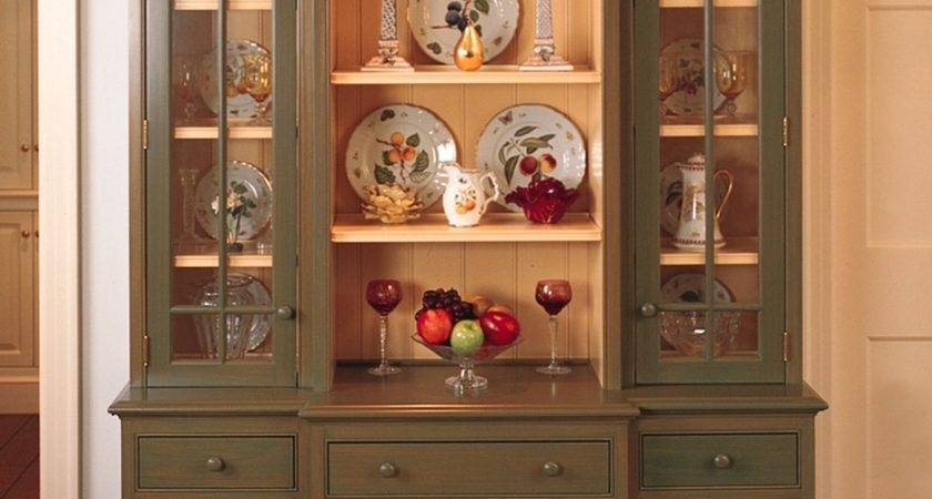Kitchen Dining Styling Hutch Beautify Room