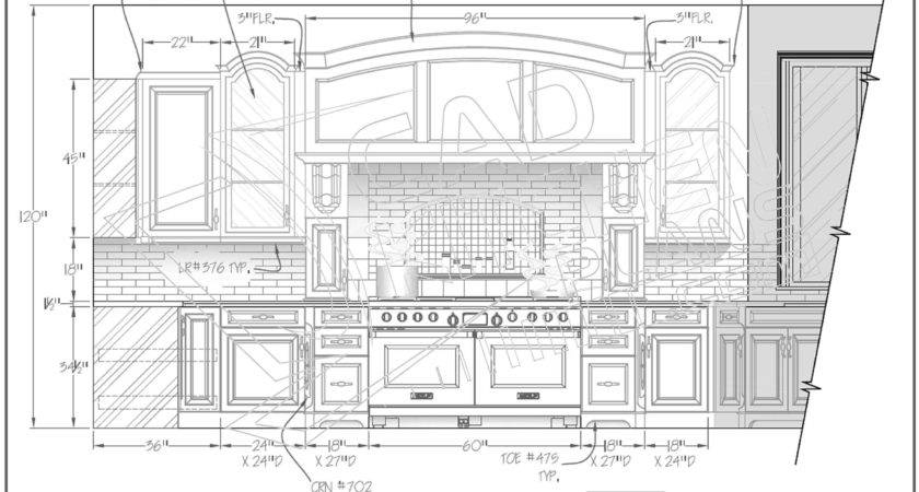 Kitchen Galley Layout Measurements