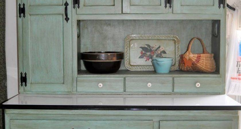 Kitchen Hutch Cabinets Antique Sideboards