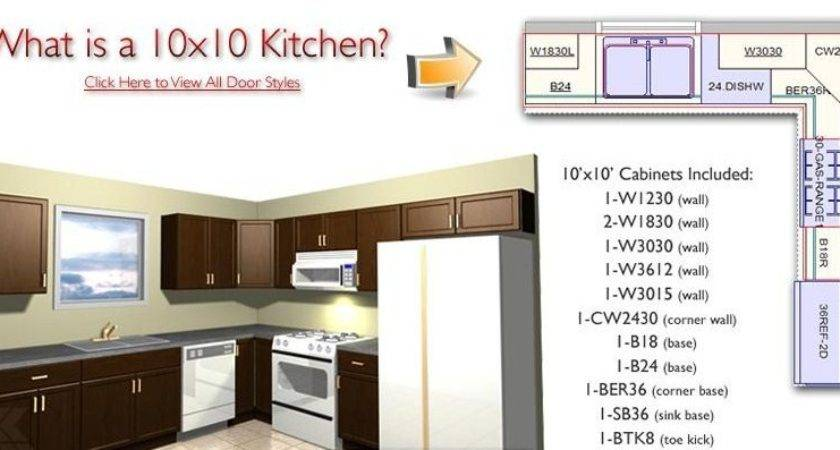 Kitchen Layouts Home Christmas Decoration