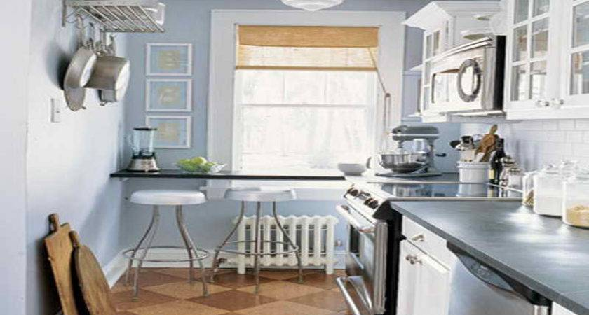 Kitchen Narrow Design