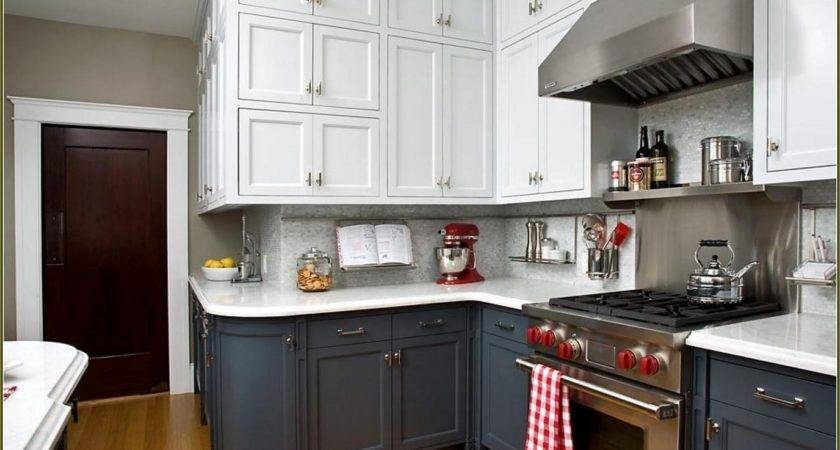 Kitchen Paint Cabinets Grey Color