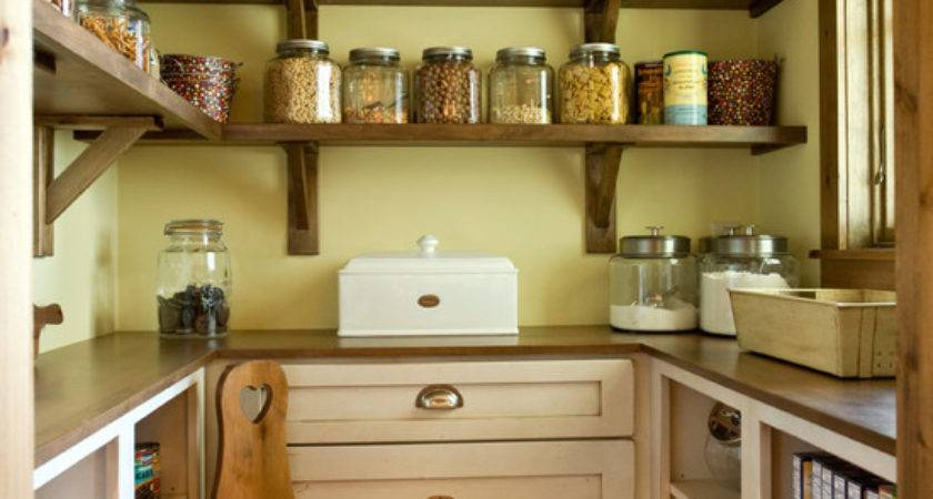 Kitchen Pantry Cabinet Ideas Vintage Kitchentoday