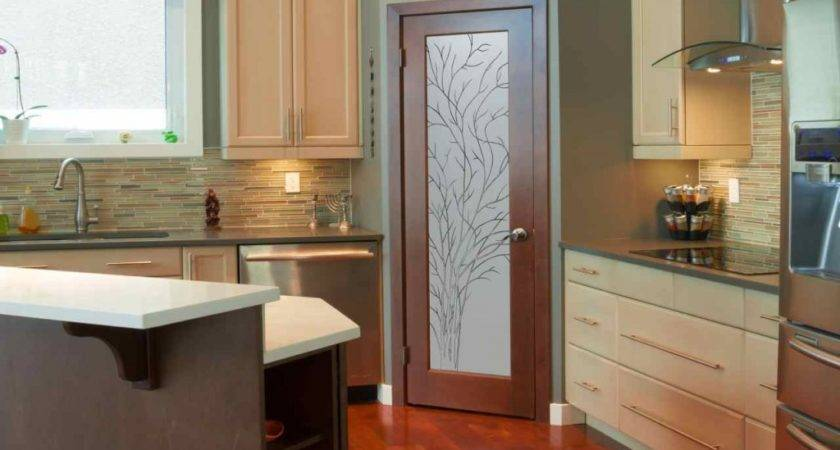 Kitchen Pantry Doors Sans Soucie Art Glass