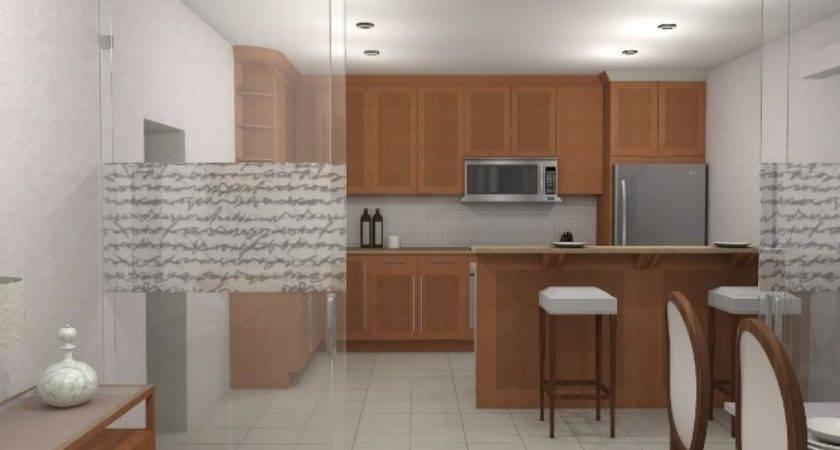 Kitchen Partition Wall Designs