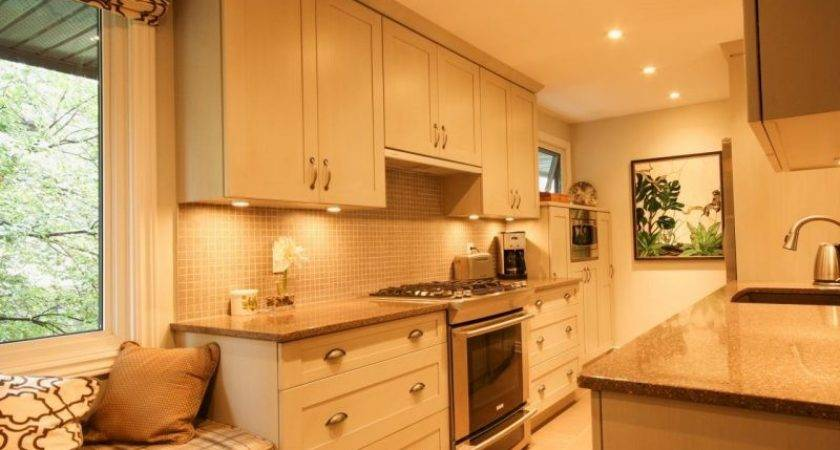 Kitchen Style Contemporary Galley Cottage Hanging