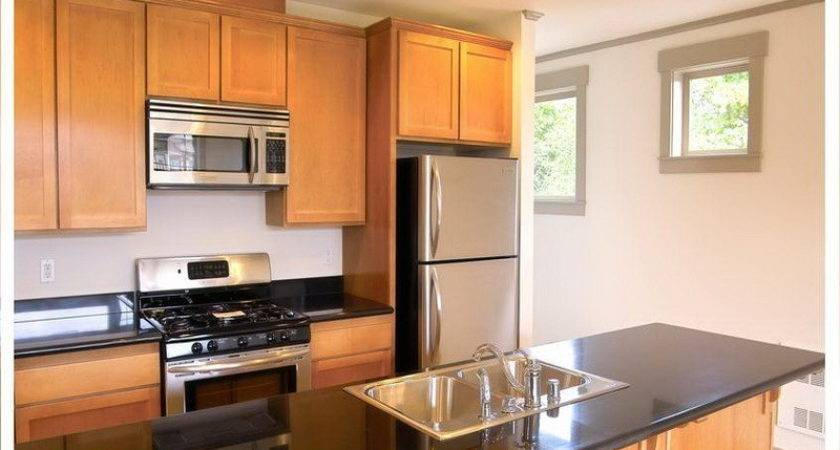 Kitchen Stylish Design Small Space Things