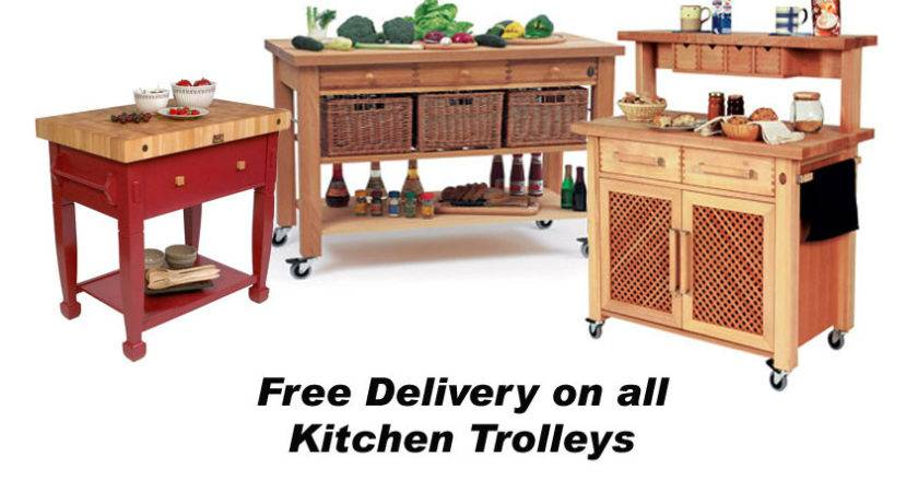 Kitchen Trolleys Islands Frompo