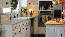 Kitchen White Cabinets Gray Walls Matt Meredith