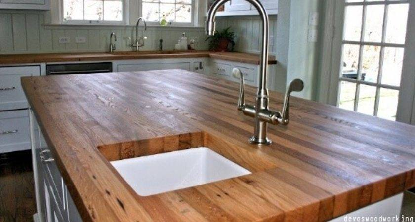 Know Wood Countertops Diy Countertop