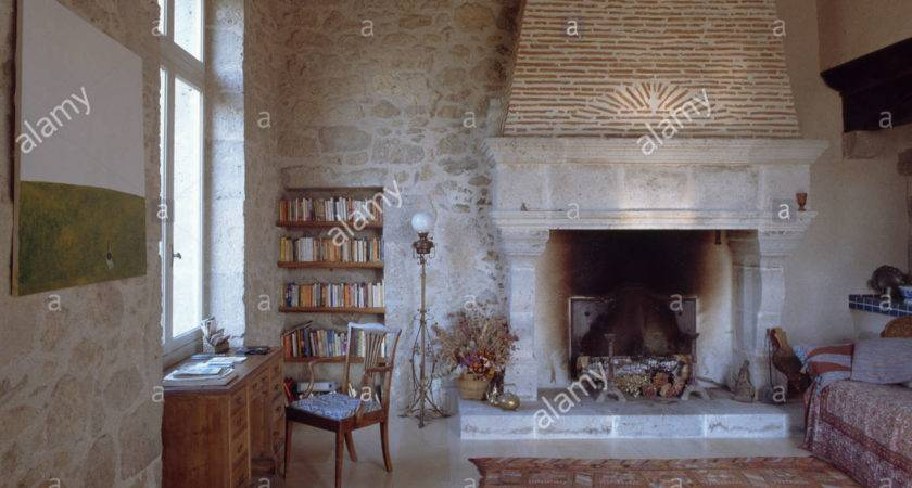 Large Stone Fireplaces Callforthedream