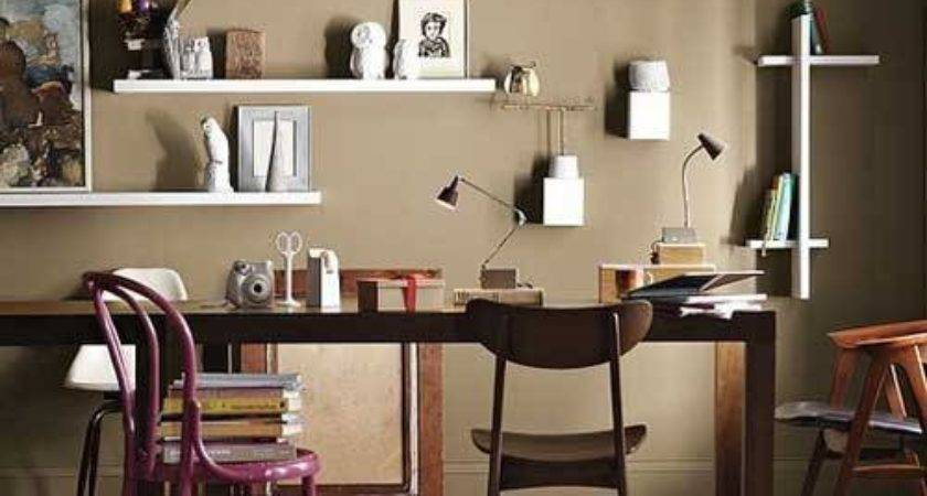 Large Wall Shelves Decorating Ideas