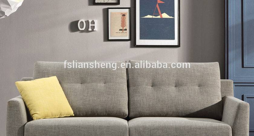 Latest Sofa Design Living Room Solid Wooden