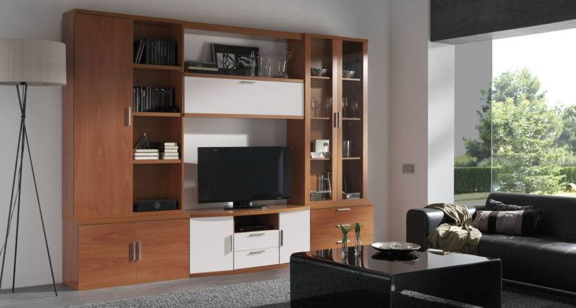 Latest Wall Units Designs Living Room Euskalnet Ideas