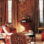 Leather Living Room Decor Cheetah Decorating Ideas Print