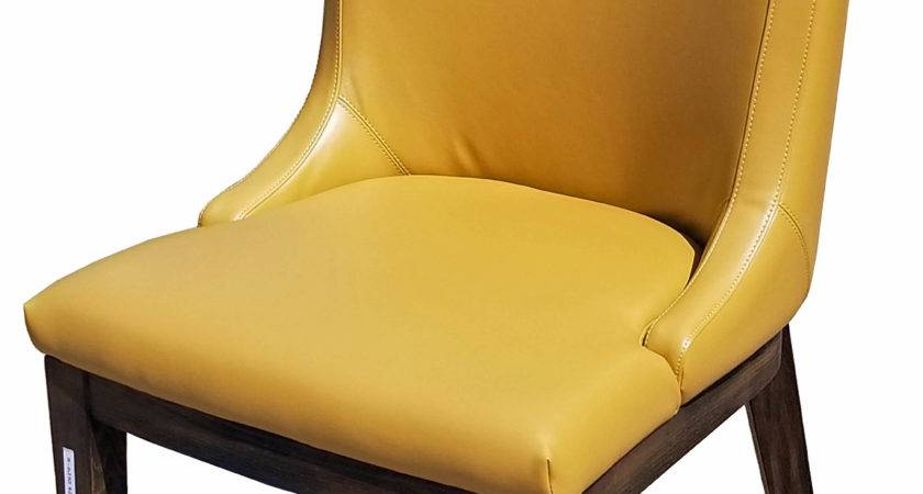 Leather Parson Dining Room Kitchen Chairs