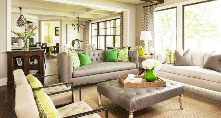Leather Sofa Sets Living Room Grey Color Square