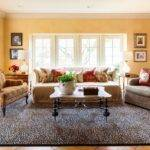 Leopard Print Living Room Decor Modern House