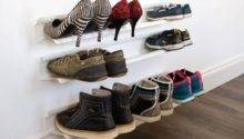 Let Stay Creative Shoe Storage Ideas