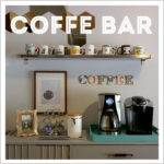 Life Little Luxuries Home Coffee Bar Design Squeeze