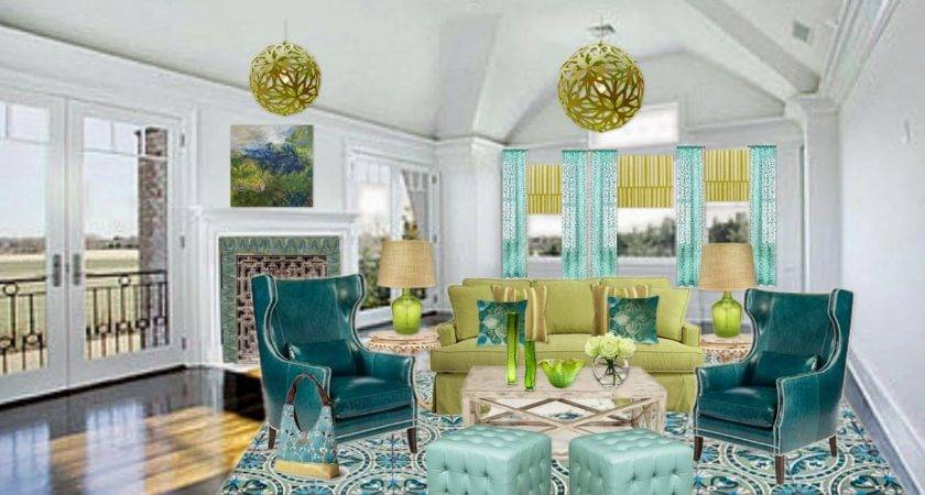 Light Blue Green Home Decor Indiepedia