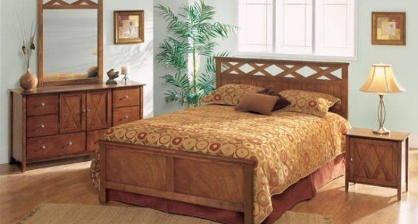 Light Brown Bedroom Furniture
