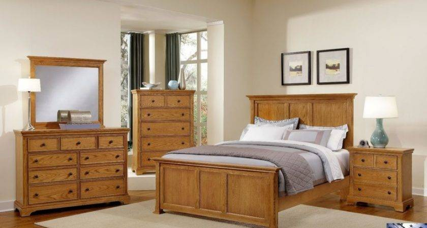 Light Brown Furniture Bedroom Ideas Colored Wood Sets