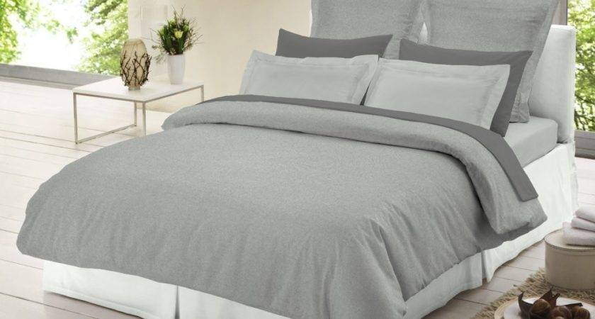 Light Gray Bedding Shades Grey