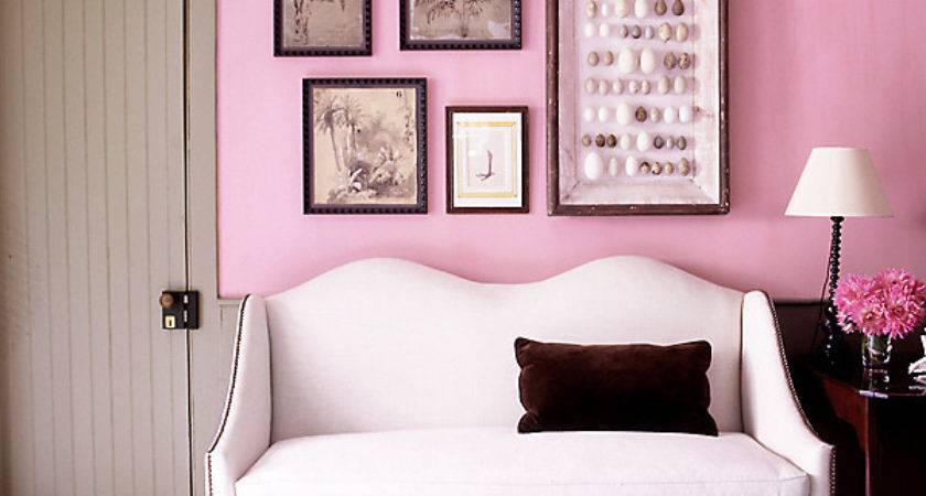 Light Pink Wall Color