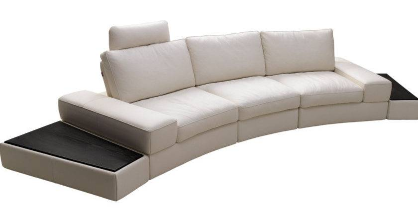 Lilac Snow White Leather Single Sofa