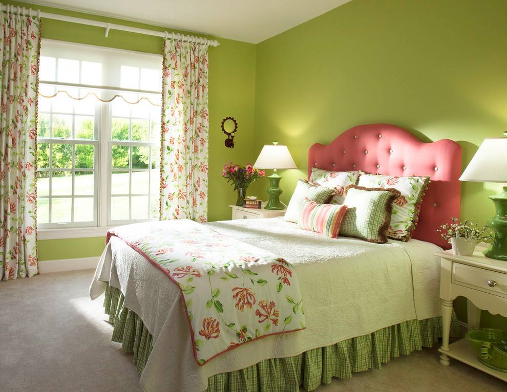 21 Inspiring Lime Green And Red Bedroom