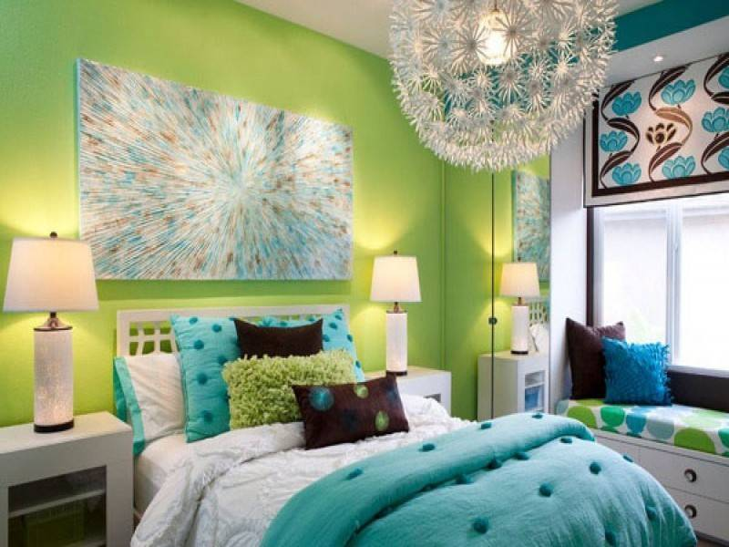Lime Green Blue Wedding Decorations Turquoise Decor Homes Decor