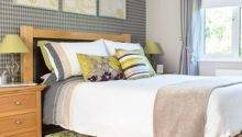 Lime Green Grey Bedroom Summer Decorating Ideas