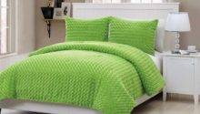 Lime Green Queen Comforter Sets