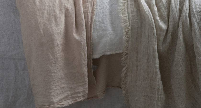 Linen Sheets Luxuriously Soft Pure