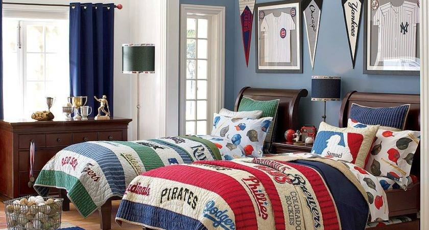 Little Inspirations Boys Rooms
